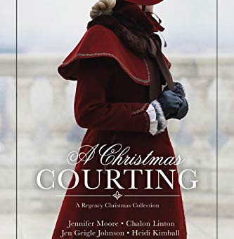 Book Review: A Christmas Courting by collected authors
