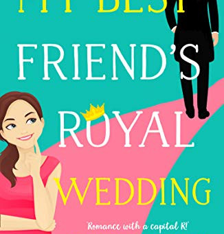 Book Review: My Best Friend's Royal Wedding by Romy Sommer
