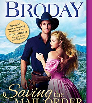 Book Review: Saving The Mail Order Bride by Linda Broday