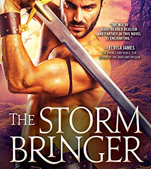 Book Review: The Stormbringer by Isabel Cooper