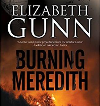 Book Review: Burning Meredith by Elizabeth Gunn