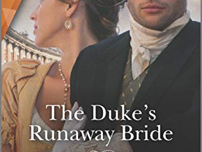 The Duke's Runaway Bride by Jenni Fletcher