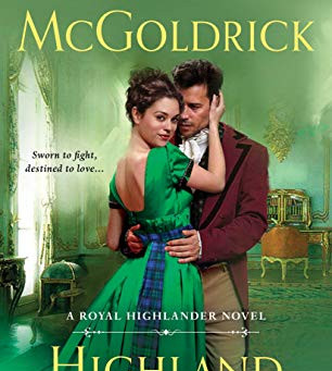 Book Review: Highland Sword by May McGoldrick