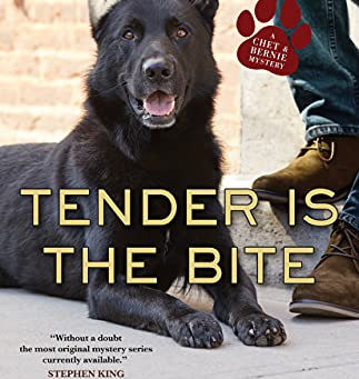 Book Review: Tender Is The Bite by Spencer Quinn
