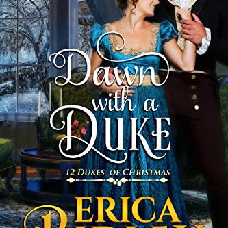 Book Review: Dawn with a Duke by Erica Ridley