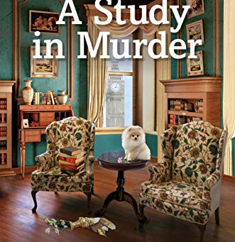 Book Review: A Study In Murder by Callie Hutton