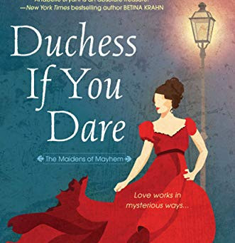 Book Review: Duchess If You Dare by Anabelle Bryant