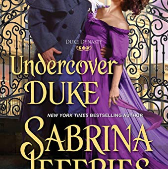 Book Review: Undercover Duke by Sabrina Jeffries