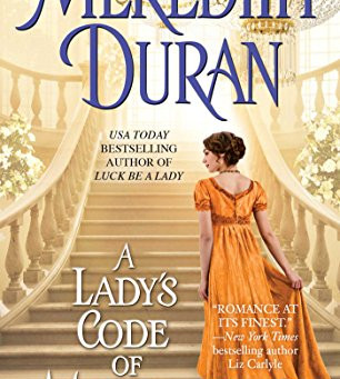 Book Review: A Lady's Code Of Misconduct by Meredith Duran