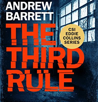 Book Review: The Third Rule by Andrew Barrett