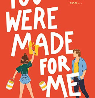 Book Review: You Were Made For Me by Jenna Guillaume