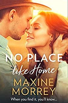 Book Review: No Place Like Home by Maxine Morrey