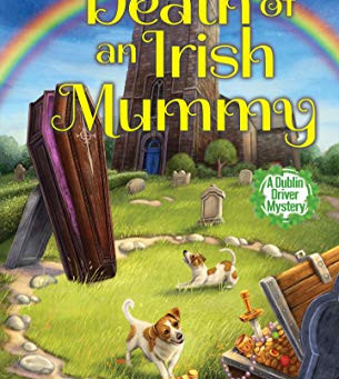 Book Review: Death of an Irish Mummy by Catie Murphy