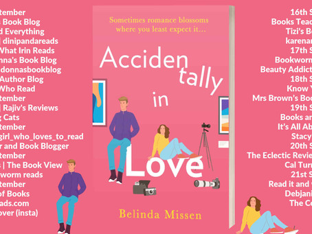 Blog Tour and Book Review: Accidentally In Love by Belinda Missen