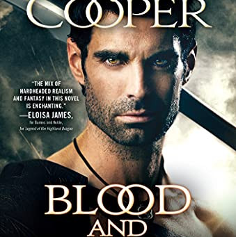 Book Review: Blood and Ember by Isabel Cooper
