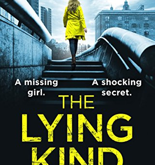 Book Review: The Lying Kind by Alison James