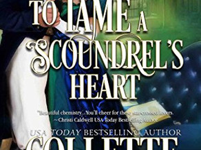 To Tame A Scoundrel's Heart by Collette Cameron