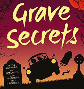 Book Review: Grave Secrets by Alice James