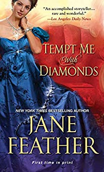 Book Review: Tempt Me With Diamonds by Jane Feather