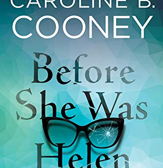 Book Review: Before She Was Helen by Caroline B. Cooney