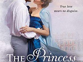 The Princess and the Rogue by Kate Bateman
