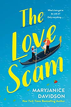 Book Review: The Love Scam by MaryJanice Davidson