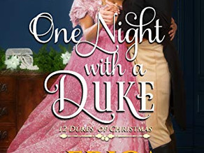 One Night with a Duke by Erica Ridley