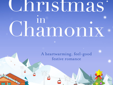 Blog Tour and Book Review: Christmas in Chamonix by Sasha Wagstaff