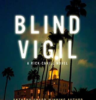 Book Review: Blind Vigil by Rick Cahill