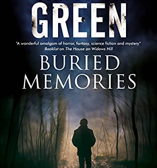 Book Review: Buried Memories by Simon R. Green