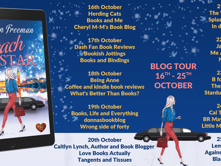 Blog Tour and Book Review: Reach for a Star by Kathryn Freeman
