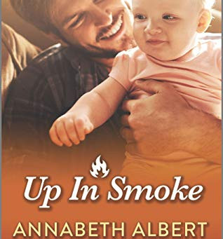 Book Review: Up In Smoke by Annabeth Albert