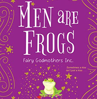 Book Review: Men Are Frogs by Saranna DeWylde