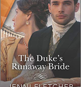 Book Review: The Duke's Runaway Bride by Jenni Fletcher