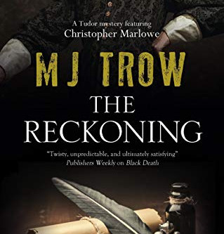 Book Review: The Reckoning by M.J. Trow