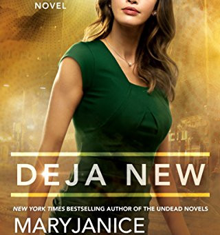 Book Review: Deja New by MaryJanice Davidson