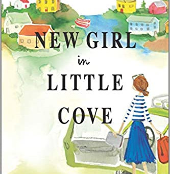 Book Review: New Girl in Little Cove by Damhnait Monaghan