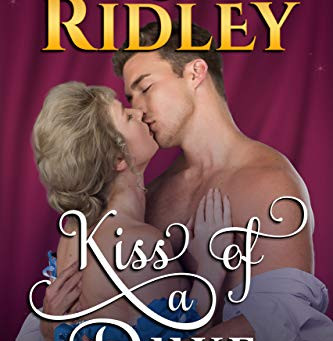 Book Review: Kiss Of A Duke by Erica Ridley