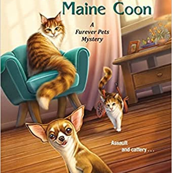 Book Review: Dial 'M' For Maine Coon by Alex Erickson
