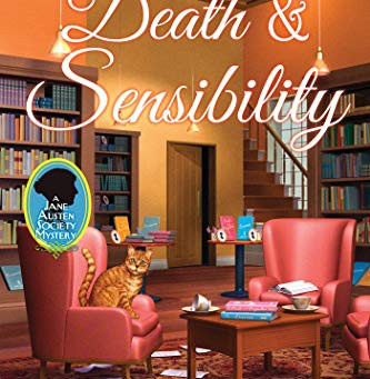Book Review: Death and Sensibility by Elizabeth Blake