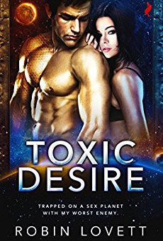 Book Review: Toxic Desire by Robin Lovett