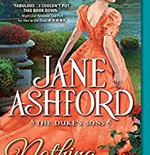 Nothing Like A Duke by Jane Ashford