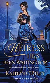 Book Review: The Heiress He's Been Waiting For by Kaitlin O'Riley