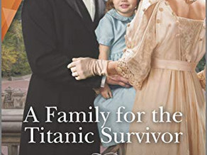 A Family for the Titanic Survivor by Lauri Robinson