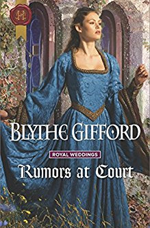 Rumors At Court by Blythe Gifford