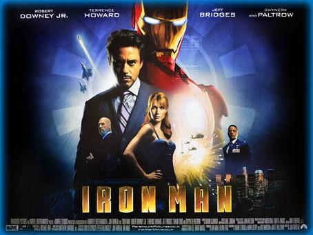 The Big Damn MCU Rewatch: Iron Man (2008)