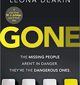 Book Review: Gone by Leona Deakin