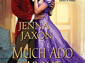 Much Ado About A Widow by Jenna Jaxon