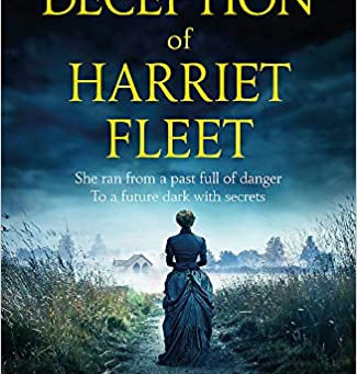 Book Review: The Deception of Harriet Fleet by Helen Scarlett