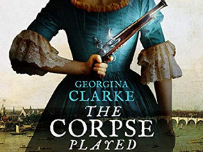 The Corpse Played Dead by Georgina Clarke
